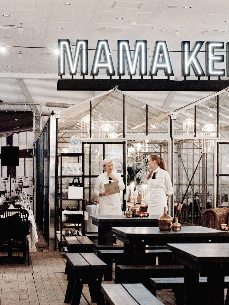 Mama Kelly Pop-up Amsterdam