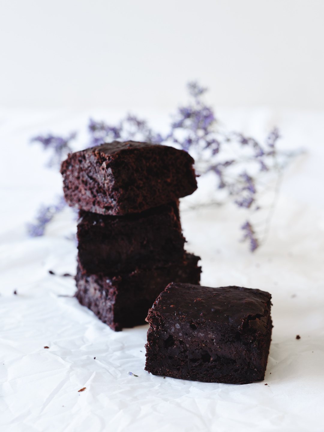 Gezonde Courgette Brownies