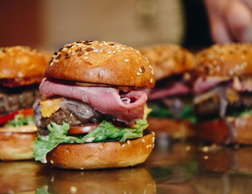 Burger Atelier Pop-Up by Chef Diego