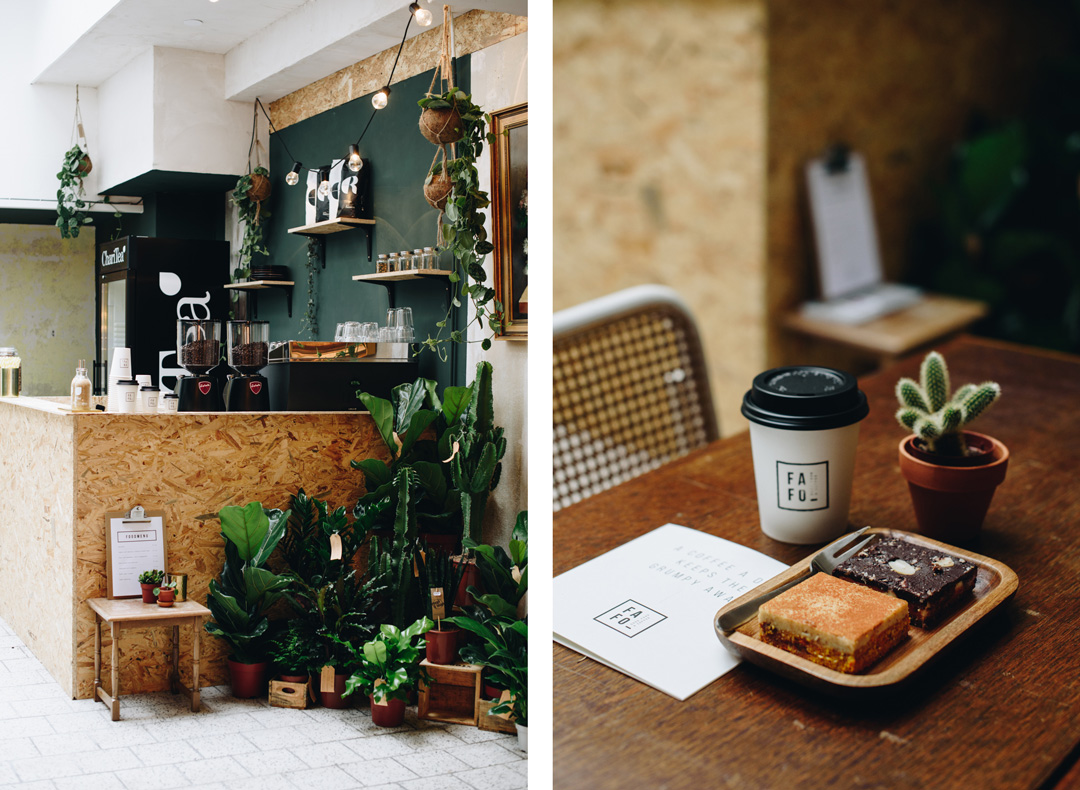 FAFO COFFEE // WE ARE OPEN